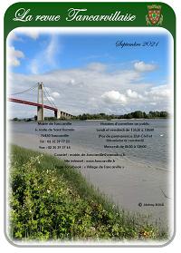 Couverture La revue tancarvillaise – Septembre 2021